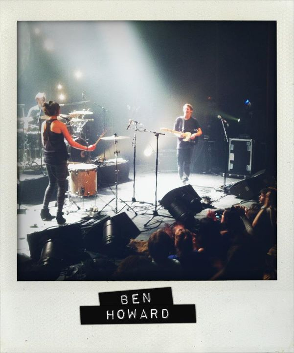 Ben Howard @ La Cigale