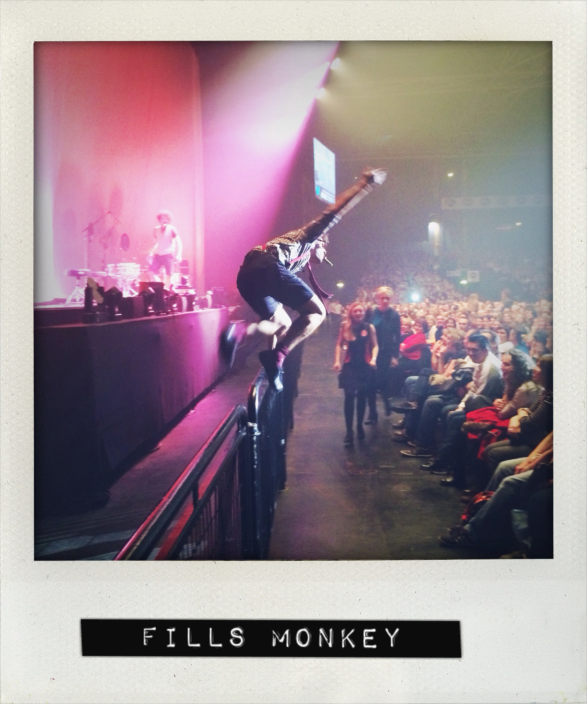 Fills Monkey @u Zénith de Paris